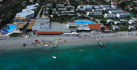 Kinetta Beach Resort  Spa  GTP